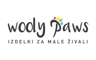 WOOLY PAWS ŽOGICE ZA PSE
