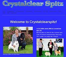 Crystalclear Spitz