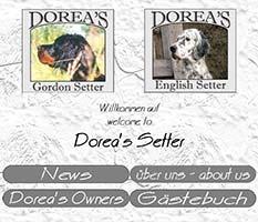 Dorea's Setter kennel