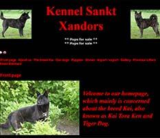 Kennel Sankt Xandors