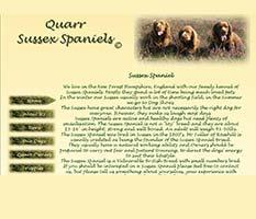 Quarr Sussex Spaniels