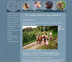 Hera - oskrba živali, Bojan Kreft s.p.