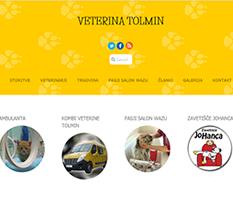 Veterinarska ambulanta Tolmin