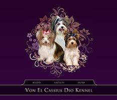 Von El Cassius Dio Kennel
