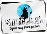 Pasji portal Smrček.si